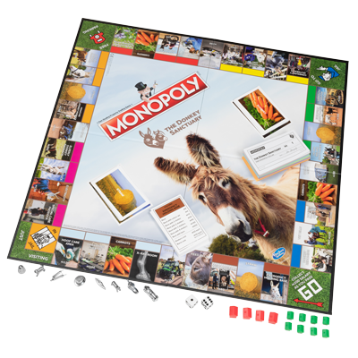 Monopoloy Game Board