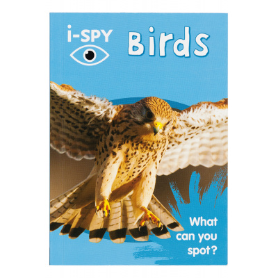I Spy Book - Birds