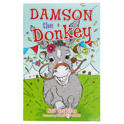 Damson the Donkey