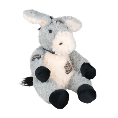 Patch Donkey Toy