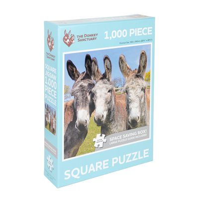 The Donkey Sanctuary Puzzle