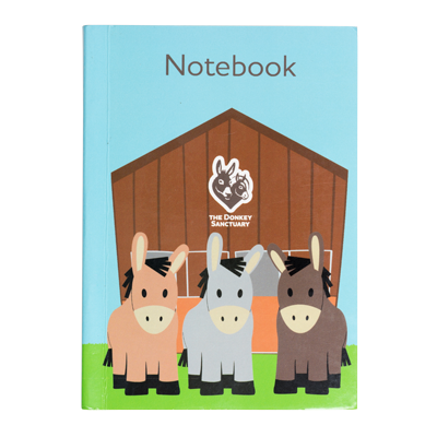 Stable Donkey Notebook