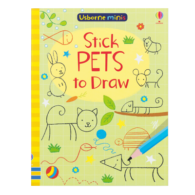 Stick Pets to Draw