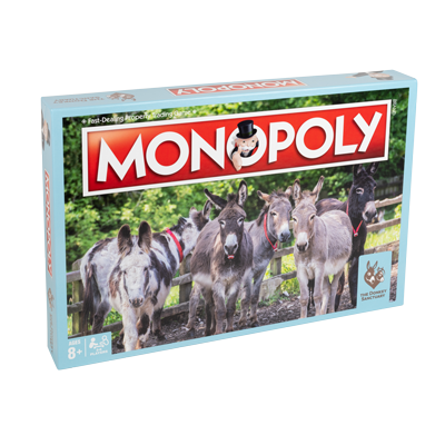 Donkey Sanctuary Monopoly Game